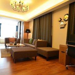 Отель Cacao Южная Корея, Инчхон - отзывы, цены и фото номеров - забронировать отель Cacao онлайн комната для гостей фото 4