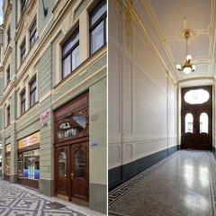 Отель Old Town - Dusni Apartments Чехия, Прага - отзывы, цены и фото номеров - забронировать отель Old Town - Dusni Apartments онлайн интерьер отеля