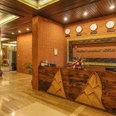 Bagan Landmark Hotel интерьер отеля фото 2