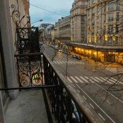 Отель Jack's Place - Brussels Бельгия, Брюссель - отзывы, цены и фото номеров - забронировать отель Jack's Place - Brussels онлайн балкон