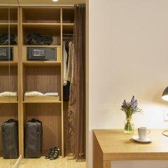 Отель 9Hotel Republique 4* Стандартный номер с различными типами кроватей фото 4