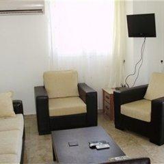 Апартаменты Hisar Garden Apartments Олудениз комната для гостей фото 4