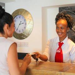 Отель The Swiss Freetown Сьерра-Леоне, Фритаун - отзывы, цены и фото номеров - забронировать отель The Swiss Freetown онлайн сауна