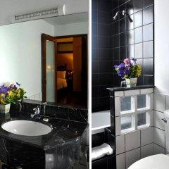 Отель Sourire@Rattanakosin Island Таиланд, Бангкок - 4 отзыва об отеле, цены и фото номеров - забронировать отель Sourire@Rattanakosin Island онлайн ванная фото 2