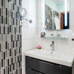 Отель Holiday Club Apartman Hotel Венгрия, Хевиз - отзывы, цены и фото номеров - забронировать отель Holiday Club Apartman Hotel онлайн ванная