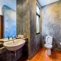 Отель Baan Phu Chalong ванная