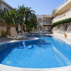 Axos Hotel бассейн фото 3