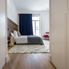 Отель Ayala I Испания, Мадрид - отзывы, цены и фото номеров - забронировать отель Ayala I онлайн комната для гостей фото 5