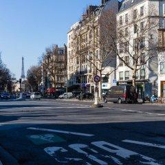 Отель Classic Montparnasse парковка