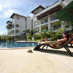 Отель Bangtao Tropical Residence Resort & Spa бассейн фото 3