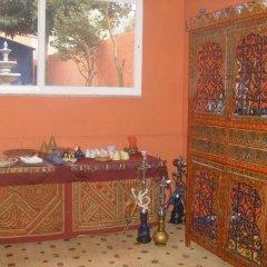 Отель Porto Riad Guest House питание