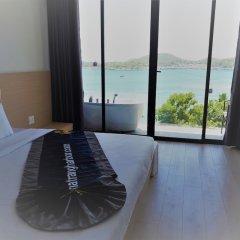 Отель Nha Trang Harbor Apartments & Hotel Вьетнам, Нячанг - отзывы, цены и фото номеров - забронировать отель Nha Trang Harbor Apartments & Hotel онлайн ванная