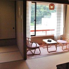 Отель Misasa Yakushinoyu Mansuirou Мисаса комната для гостей фото 3