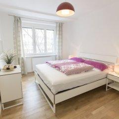 Апартаменты Apartment - Nähe Schottenring Вена комната для гостей фото 3