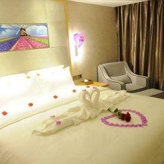 Отель Tianyu Hotel Китай, Гуанчжоу - отзывы, цены и фото номеров - забронировать отель Tianyu Hotel онлайн комната для гостей фото 5