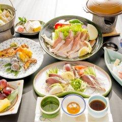 Ashizuri Sunnyside Hotel Тосасимидзу питание фото 2