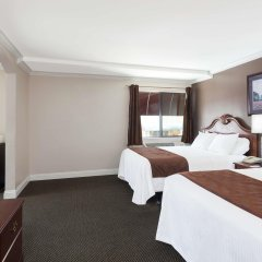 Отель Knights Inn Los Angeles Central / Convention Center Area комната для гостей фото 3
