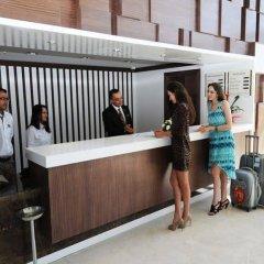 Отель Palm Wings Beach Resort & Spa Kusadasi- All Inclusive интерьер отеля фото 3
