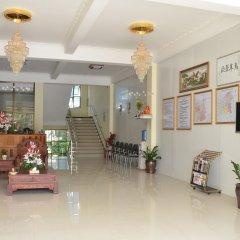 Lashio Galaxy Hotel интерьер отеля