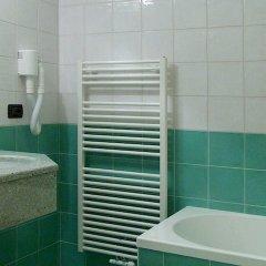 Отель Residence Club La Betulla Долина Валь-ди-Фасса ванная