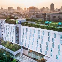 Отель Holiday Inn Express Bangkok Soi Soonvijai фото 10
