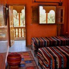 Отель Auberge Chez Ali Марокко, Загора - отзывы, цены и фото номеров - забронировать отель Auberge Chez Ali онлайн комната для гостей фото 5