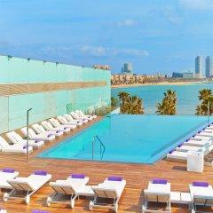 Отель W Barcelona бассейн фото 3