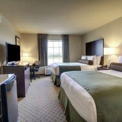 Отель Cobblestone Inn & Suites - Bloomfield удобства в номере фото 2