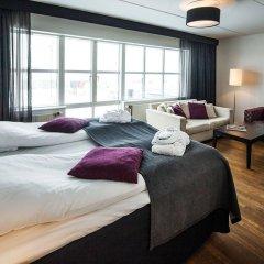 First Hotel Aalborg комната для гостей фото 4
