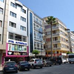 Altindisler Otel Турция, Искендерун - отзывы, цены и фото номеров - забронировать отель Altindisler Otel онлайн парковка