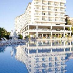 Отель Porto Azzurro Delta Окурджалар помещение для мероприятий