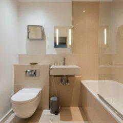Отель Platinum Apartment next to London Bridge 9995 Великобритания, Лондон - отзывы, цены и фото номеров - забронировать отель Platinum Apartment next to London Bridge 9995 онлайн ванная фото 2
