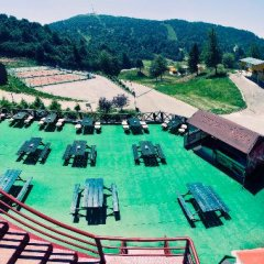 The Green Park Resort Kartepe Турция, Дербент - отзывы, цены и фото номеров - забронировать отель The Green Park Resort Kartepe онлайн балкон