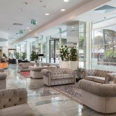 Hotel Continental Rimini Римини интерьер отеля