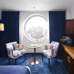 Отель The Maritime Hotel США, Нью-Йорк - отзывы, цены и фото номеров - забронировать отель The Maritime Hotel онлайн в номере