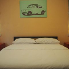 April 24 Home Hostel Бангкок комната для гостей фото 2