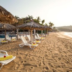 Отель Park Royal Beach Resort Huatulco пляж фото 2