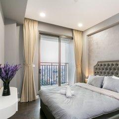 Апартаменты Henry Studio Luxury 2BR SWPool 17th комната для гостей фото 3