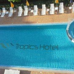 Тропикс Отель Свети Влас бассейн фото 2