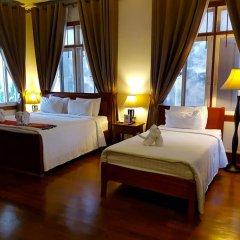 Dinso Mon Hotel Бангкок комната для гостей фото 3