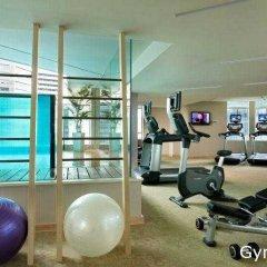 Отель Ascott Raffles Place Singapore фитнесс-зал фото 2