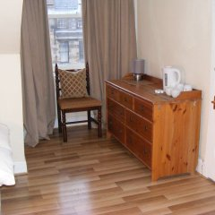 Отель Bank Street Guest House Глазго удобства в номере