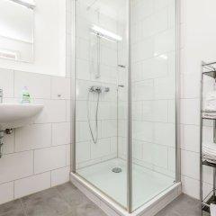 Апартаменты Apartment Deutz Кёльн ванная