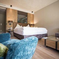 Отель Gartenhotel Moser Аппиано-сулла-Страда-дель-Вино комната для гостей фото 3