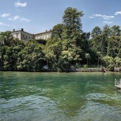 Отель Grand Hotel Majestic Италия, Вербания - 1 отзыв об отеле, цены и фото номеров - забронировать отель Grand Hotel Majestic онлайн приотельная территория