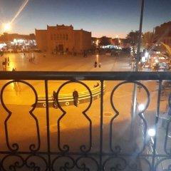 Отель Bab Sahara Марокко, Уарзазат - отзывы, цены и фото номеров - забронировать отель Bab Sahara онлайн балкон