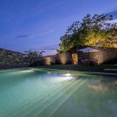 Отель Morgadio da Calçada бассейн