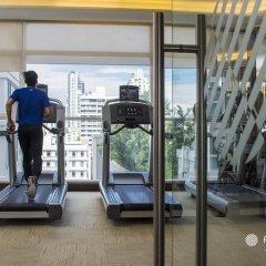 Отель Pullman Bangkok Grande Sukhumvit фитнесс-зал фото 4