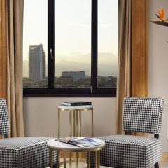 Отель Principi di Piemonte - UNA Esperienze Италия, Турин - отзывы, цены и фото номеров - забронировать отель Principi di Piemonte - UNA Esperienze онлайн балкон