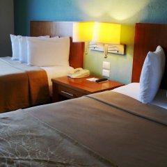 Отель Comfort Inn Puerto Vallarta Пуэрто-Вальярта сейф в номере